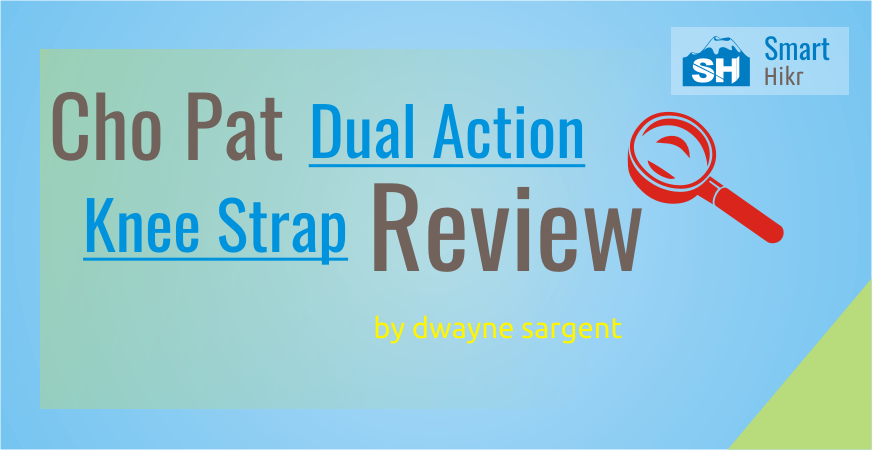 cho pat dual action knee strap review