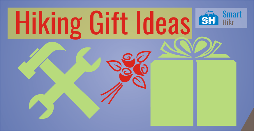 hiking gift ideas for christmas or valentine