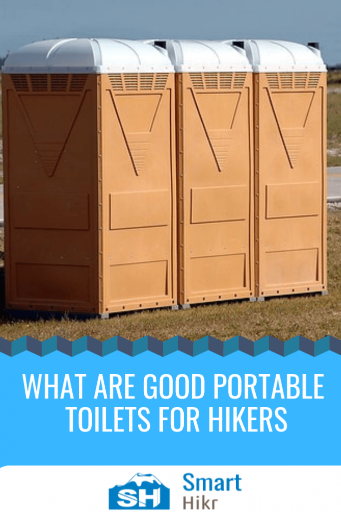 portable toilets for hikers - portable hiking toilet