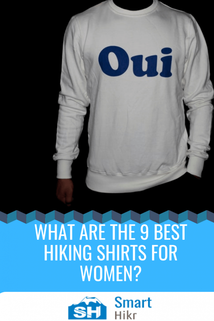 best hiking shirts for women