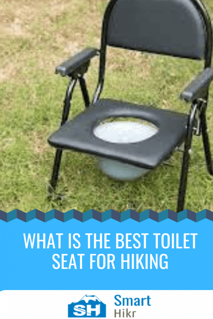 What is the best portable toilet seat for hiking